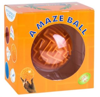 3D Labyrint A Maze Ball
