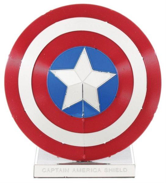 METAL EARTH 3D puzzle Avengers: Štít Kapitána Ameriky