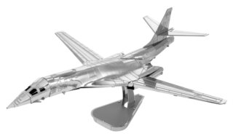 METAL EARTH 3D puzzle Bombardér Rockwell B-1 Lancer