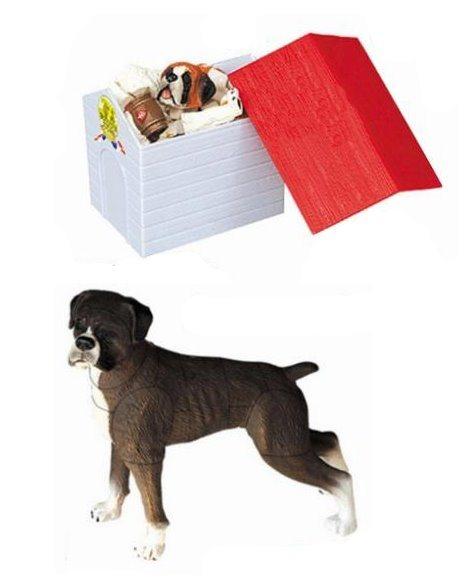 3D puzzle Boxer v krabičce