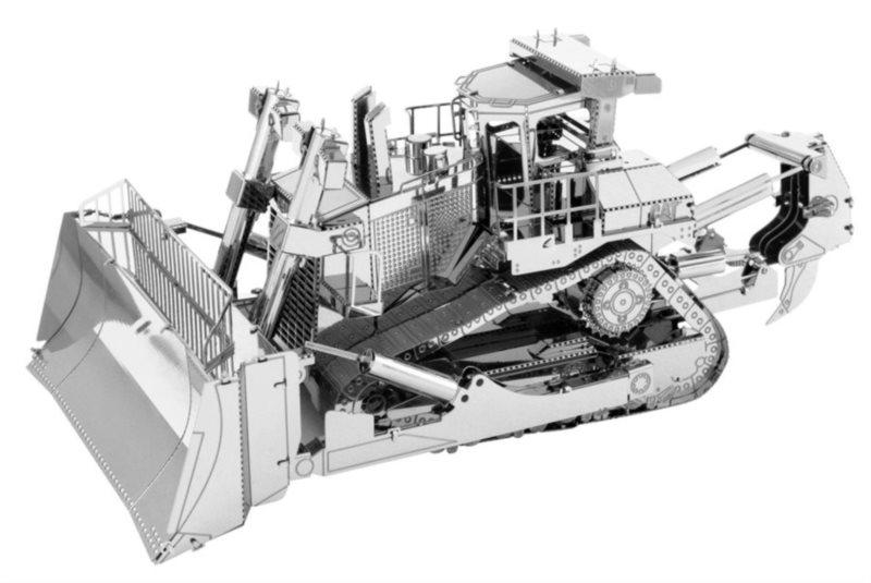 METAL EARTH 3D puzzle CAT: Buldozer