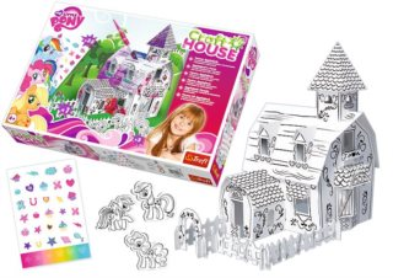 TREFL 3D puzzle Farma Applejack