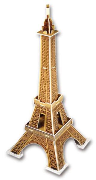 CUBICFUN 3D puzzle Eiffelova věž 20 dílků