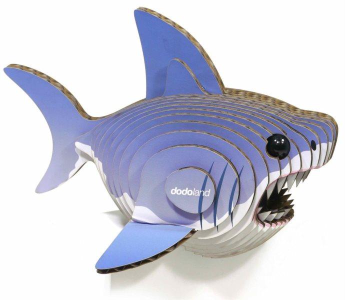 DODOLAND 3D Puzzle Eugy Žralok