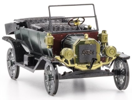 METAL EARTH 3D puzzle Ford model T 1910