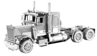 METAL EARTH 3D puzzle Freightliner FLC Long Nose Truck