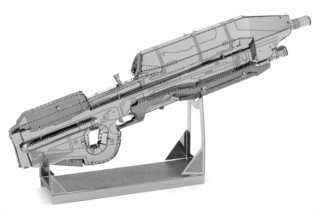 METAL EARTH 3D puzzle Halo: Assault Rifle