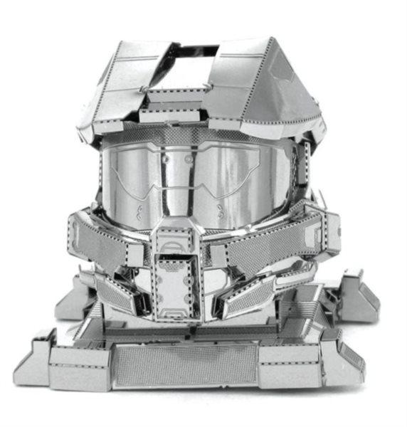 METAL EARTH 3D puzzle Halo: Master Chief Helmet