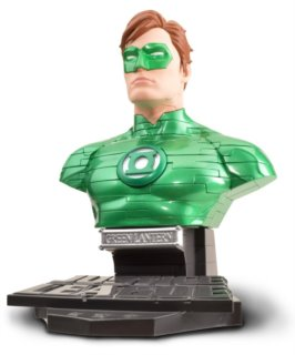 HAPPY WELL 3D Puzzle Justice League: Green Lantern
