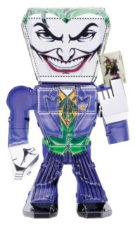 METAL EARTH 3D puzzle Justice League: Joker figurka