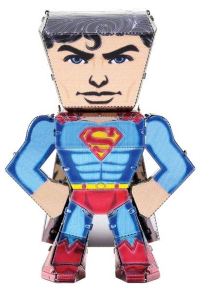 METAL EARTH 3D puzzle Justice League: Superman figurka