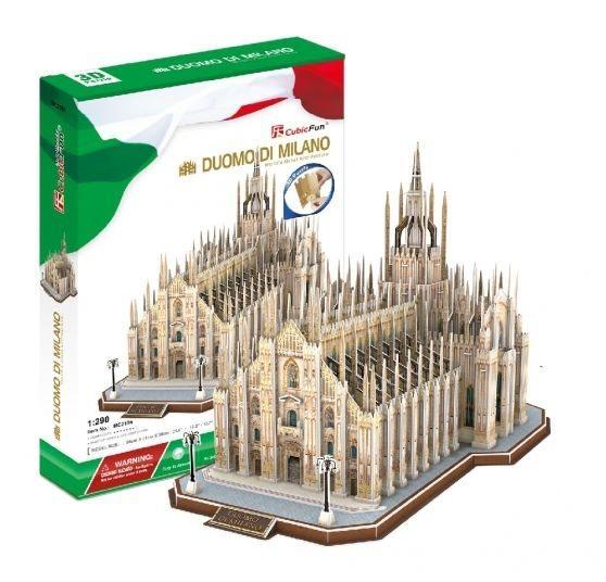 CUBICFUN 3D puzzle Milánský dóm 251 dílků