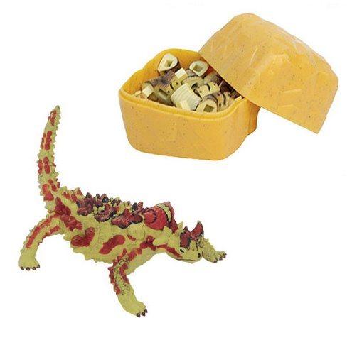3D puzzle Moloch ostnitý v krabičce