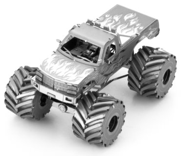 METAL EARTH 3D puzzle Monster Truck