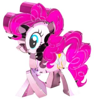 METAL EARTH 3D puzzle My Little Pony: Pinkie Pie