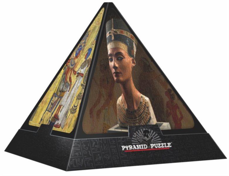 3D puzzle D-TOYS pyramida Starověký Egypt 500 dílků