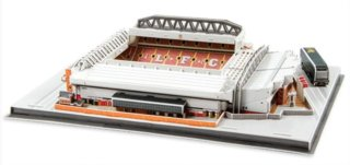 NANOSTAD 3D puzzle Stadion Anfield - FC Liverpool