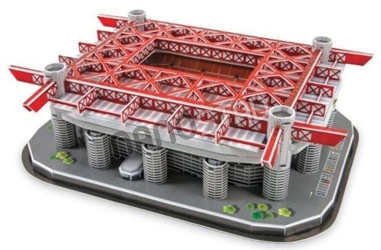 NANOSTAD 3D puzzle Stadion San Siro - FC AC Milán