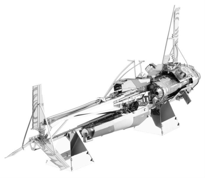 METAL EARTH 3D puzzle Star Wars: Enfys Nest's Swoop Bike