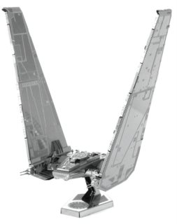 METAL EARTH 3D puzzle Star Wars: Kylo Ren's Command Shuttle