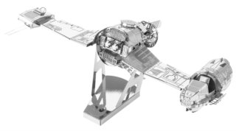METAL EARTH 3D puzzle Star Wars: Resistance Ski Speeder