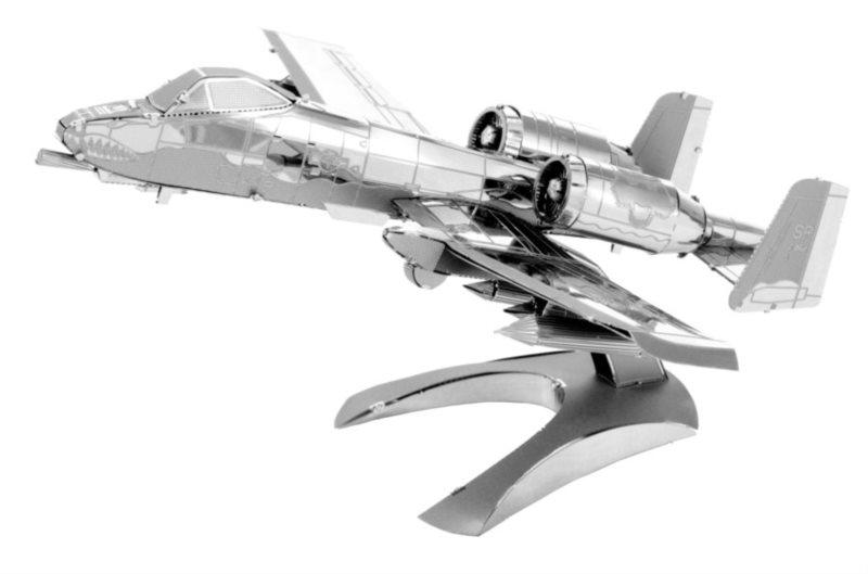 METAL EARTH 3D puzzle Stíhací letoun A-10 Warthog