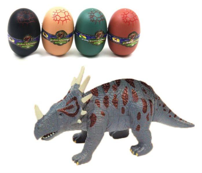 3D puzzle Styracosaurus v krabičce