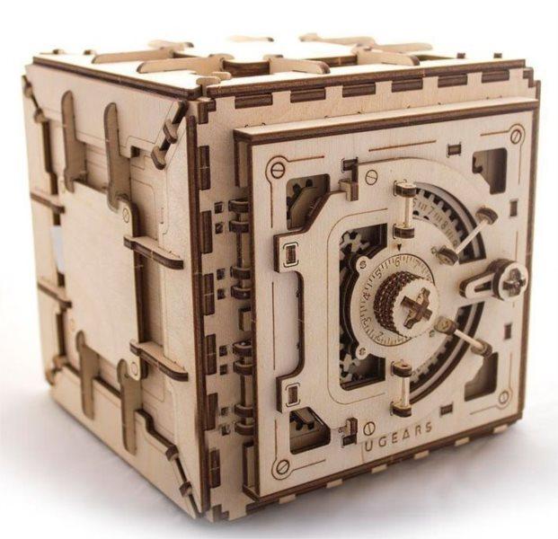 UGEARS 3D puzzle Trezor 179 dílků
