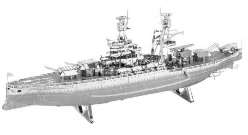 METAL EARTH 3D puzzle USS Arizona