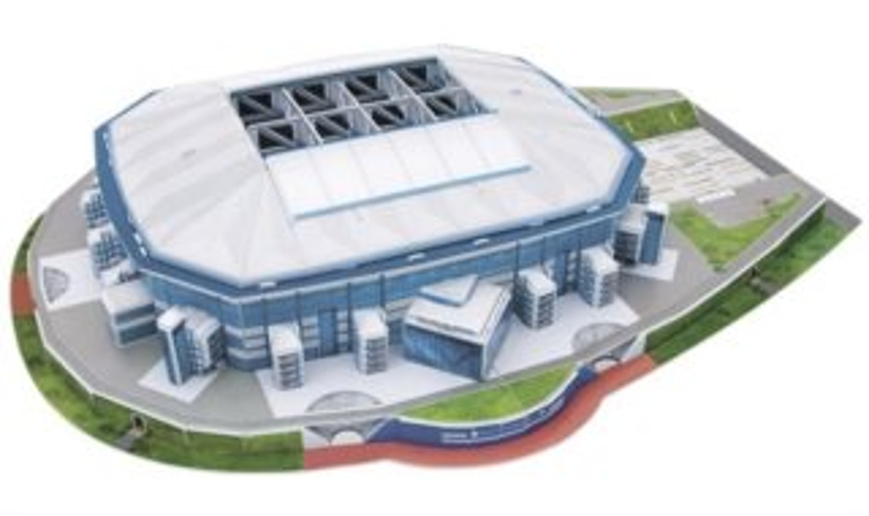 NANOSTAD 3D puzzle Stadion Veltins - Arena - FC Schalke 04