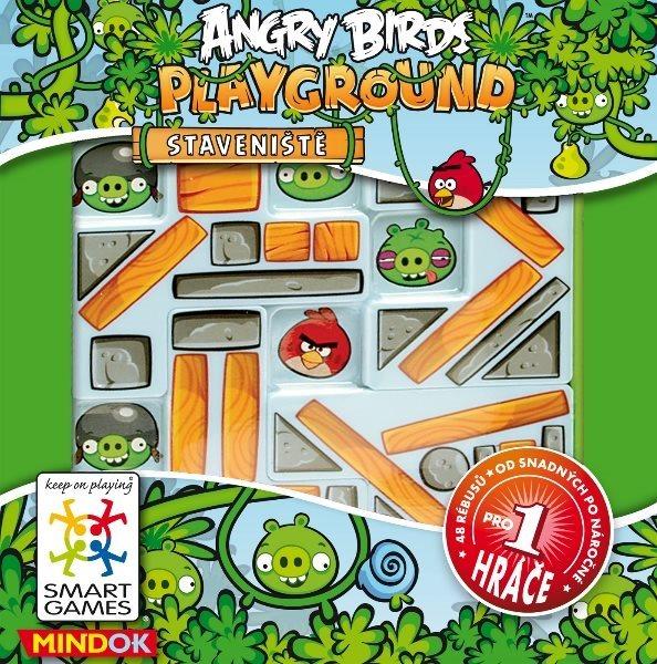 MINDOK SMART Angry Birds: Staveniště