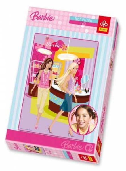 Puzzle pro děti TREFL 160 dílků - Barbie