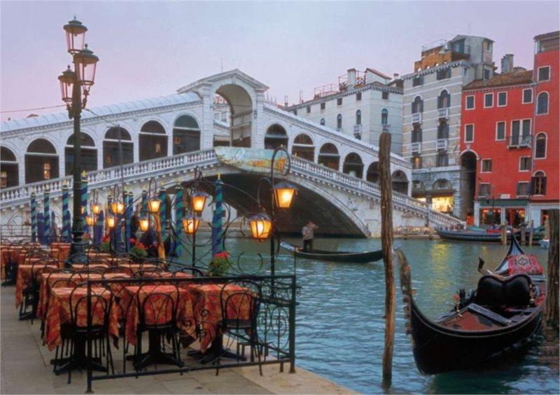 Puzzle CLEMENTONI 1500 dílků - Benátky