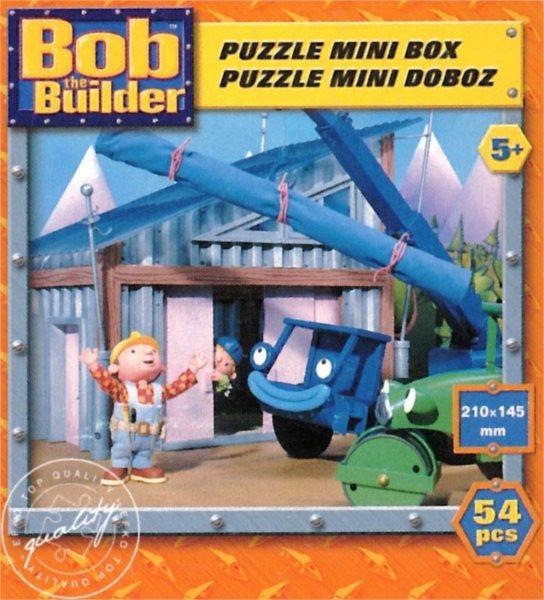 Dětské puzzle EFKO 54 dílků - Bořek stavitel: Lůďa v akci