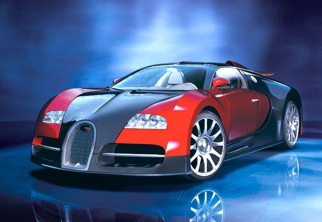 Puzzle CASTORLAND 1000 dílků - Bugatti Veyron 16.4