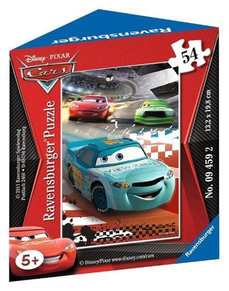 Puzzle RAVENSBURGER 54 dílků - Cars (Auta) 1