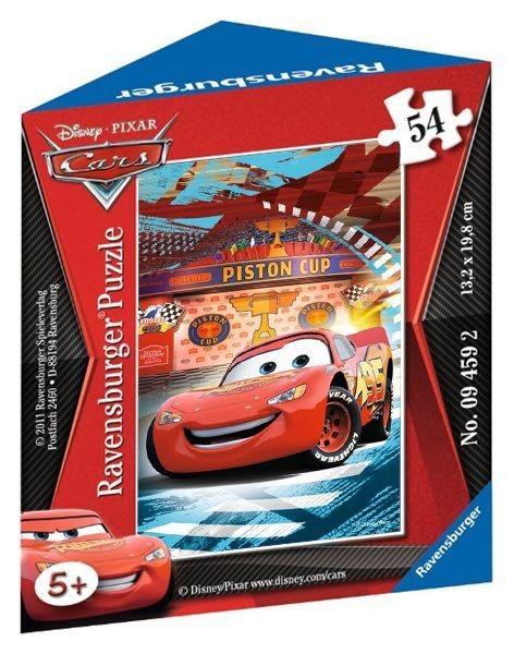 Puzzle RAVENSBURGER 54 dílků - Cars (Auta) 2