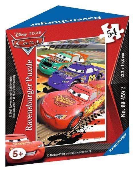 Puzzle RAVENSBURGER 54 dílků - Cars (Auta) 3