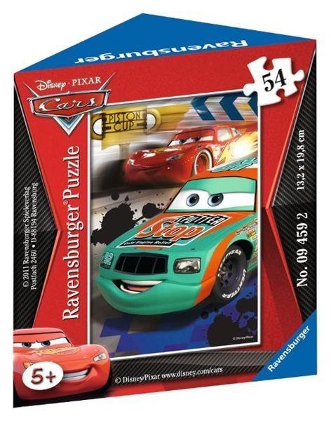 Puzzle RAVENSBURGER 54 dílků - Cars (Auta) 4