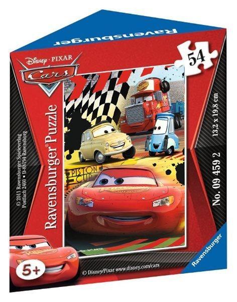Puzzle RAVENSBURGER 54 dílků - Cars (Auta) 7