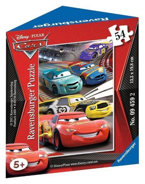 Puzzle RAVENSBURGER 54 dílků - Cars (Auta) 8