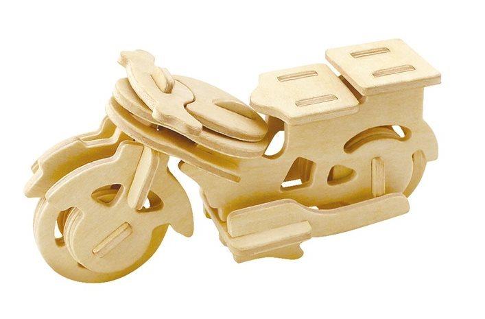 ROBOTIME 3D puzzle Motorka