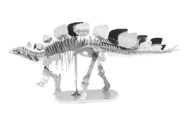 METAL EARTH 3D puzzle Stegosaurus