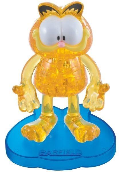 HCM KINZEL 3D Crystal puzzle Garfield 34 dílků