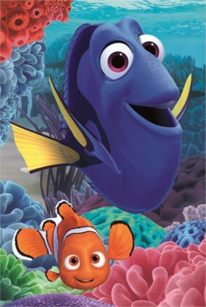 DINO Puzzle Disney pohádky: Hledá se Dory 54 dílků
