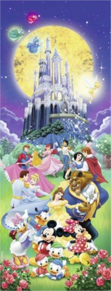 RAVENSBURGER Vertikální puzzle Zámek Disney 1000 dílků