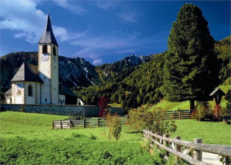 Puzzle DINO 1000 dílků - Dolomity