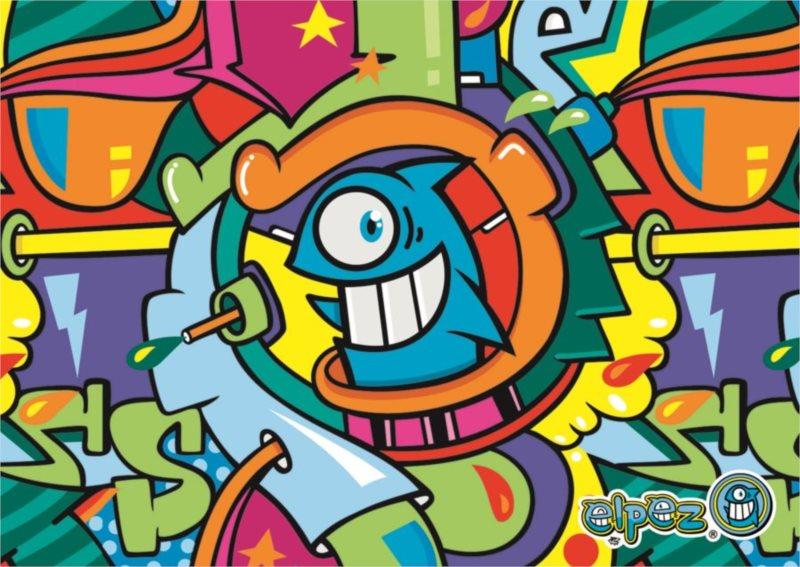 EDUCA Puzzle El Pez 500 dílků