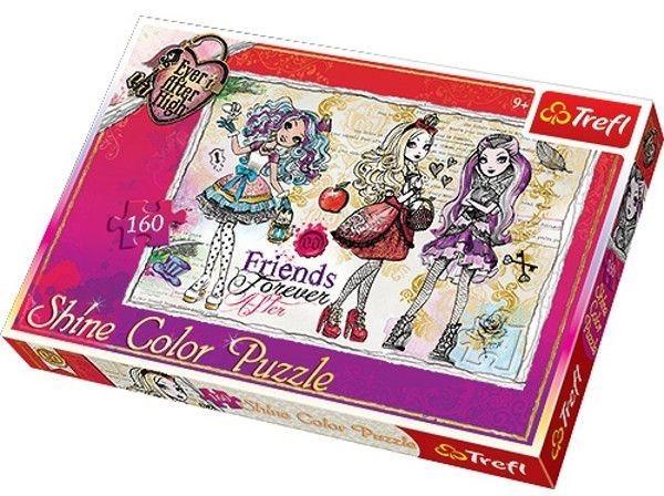 Puzzle pro děti TREFL 160 dílků - Ever After High