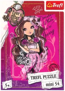 TREFL Puzzle Ever After High: Briar Beauty 54 dílků